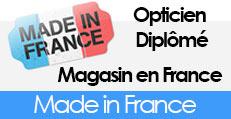 des opticiens diplômés Français et des Magasins en France